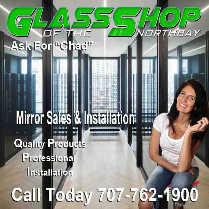 Commercial Mirror Applications