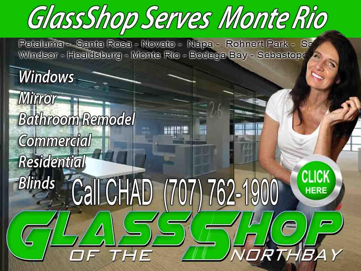 Glass Shop Monte Rio