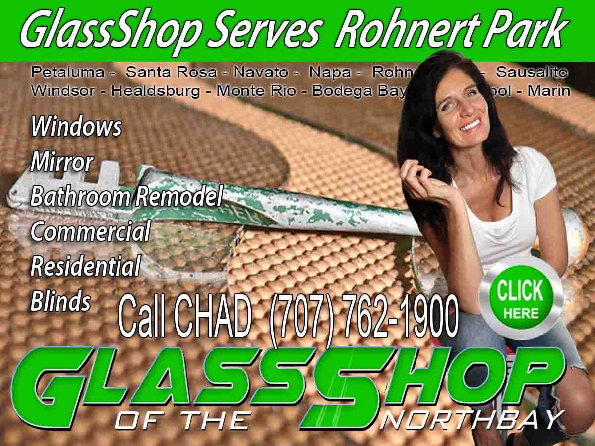 Glass Shop Rohnert Park